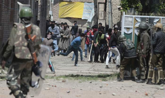 Stone pelters [File Image]
