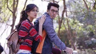Katrina Kaif's LEAKED pics from Jagga Jasoos reveal details of her role!