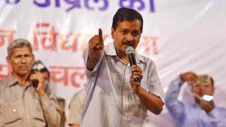 दिल्ली: 20 % बढ़ेंगे पानी के दाम, केजरीवाल की मौजूदगी में हुआ फैसला