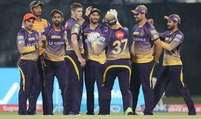 KKR all set to take on GL(bcci)