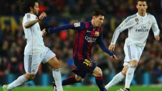 Barcelona, Real Madrid placed closely on La Liga points table