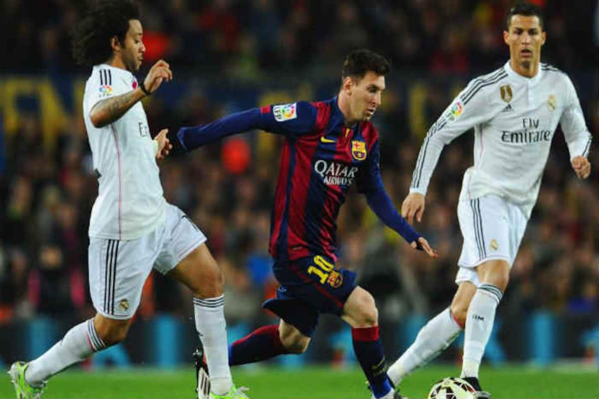 Barcelona Real Madrid Placed Closely On La Liga Points