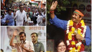 MCD चुनाव: दिल्ली में भी चली मोदी की आंधी, आप ने ईवीएम पर उठाए सवाल