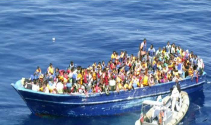 Italian rescue ships save about 2000 migrants class=