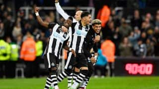 Newcastle United back in English Premier League