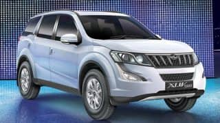Mahindra XUV500 with new features and exterior colour launched; Priced in India at INR 13.8 lakh
