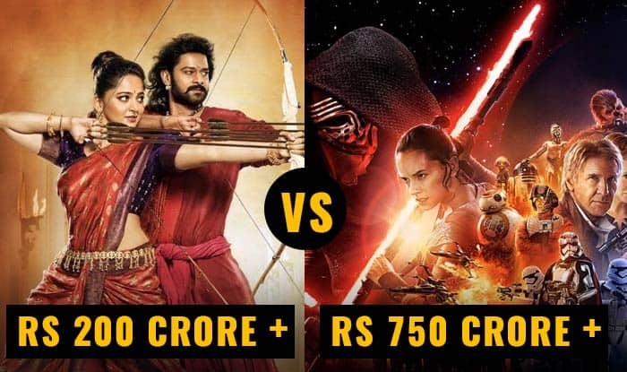Bahubali 2 First Day Box Office Collection Report vs All