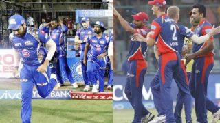 IPL 2017: दिल्ली डेयरडेविल्स के सामने मजबूत मुंबई से उसके घर में निपटने की चुनौती