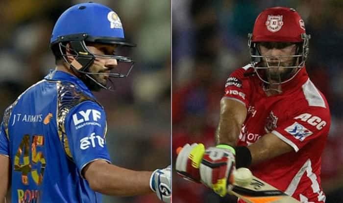 KXIP all set to take on MI in 22nd clash of IPL 10