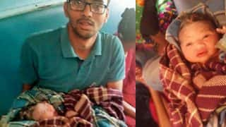 WhatsApp helps MBBS Student Vipin Khadse deliver a baby on train