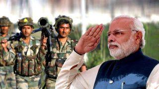 सैनिकों के लिए 7.60 लाख मेडल खरीदेगी मोदी सरकार