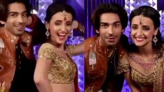 Nach Baliye 8: Sanaya Irani and Mohit Sehgal's romance wala dance will make you fall in love with Monaya! (Watch Video)