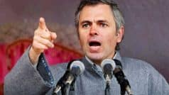 We Don't Sit For Namaz, Don't Lie, Preach Only What You Know: Omar Abdullah Slams Yogi Adityanath, Defends Rahul Gandhi