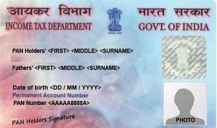 Permanent Account Number (PAN): Here's all you need to know about ...