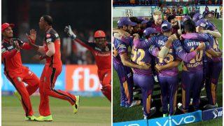 IPL 2017: आरसीबी और पुणे के बीच होने वाले मैच का सीधा प्रसारण यहां देखें