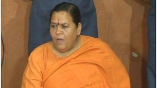 Babri Masjid demolition case: Uma Bharti says no conspiracy, ready to sacrifice my life for Ram Mandir