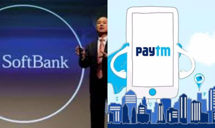 SoftBank eyes stake in Paytm