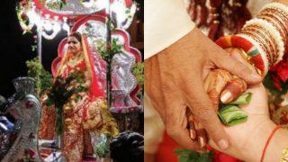 राजस्थान: जब बग्घी पर बैठी दुल्हन बारात लेकर दूल्हे के पास पहुंची