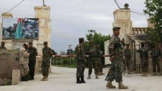 अफग़ानिस्तान: सैन्य शिविर पर हमले में 135 सैन्यकर्मियों की मौत