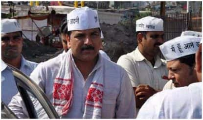 AAP leader Sanjay Singh, two others, resign from their posts after MCD drubbing