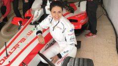 गुल पनाग बनीं फॉर्म्यूला ई-रेसिंग कार चलाने वाली चलाने वाली पहली भारतीय महिला