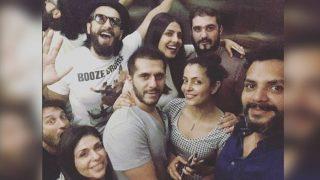 Priyanka Chopra enjoys mini 'Dil Dhadakne Do' reunion with Ranveer Singh & Zoya Akhtar