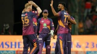 Rising Pune Supergiants vs Sunrisers Hyderabad, IPL 2017 Highlights: RPS register six wickets win over SRH