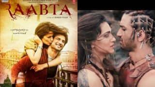 Raabta Movie Trailer: Top 5 moments of Sushant Singh Rajput and Kriti Sanon's film