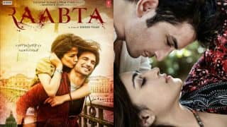 Raabta trailer: Sushant Singh Rajput - Kriti Sanon's electrifying chemistry in this re-incarnation story will have you hooked!