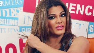 Rakhi Sawant, Queen of controversies withdraws her plea for anticipatory bail for speaking against sage Valmiki!