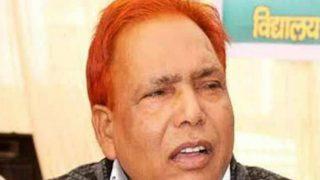 यूपी: मर्डर केस में पूर्व सपा मंत्री रामकरन आर्य को उम्रकैद