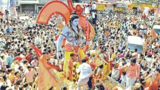 West Bengal: Clashes Erupts Over Ram Navami Rally in Purulia, One Killed, Five Police Personnel Injured