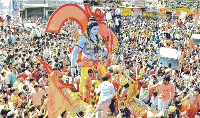 One killed in West Bengal after BJP, Sangh Parivar hold armed rallies on Ram Navami despite ban