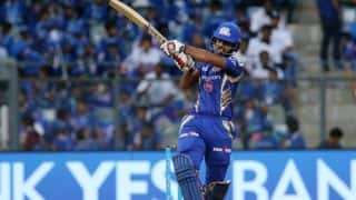 Mumbai Indians vs Gujarat Lions Video Highlights, IPL 2017 Match 16: Nitish Rana steers MI to top of table