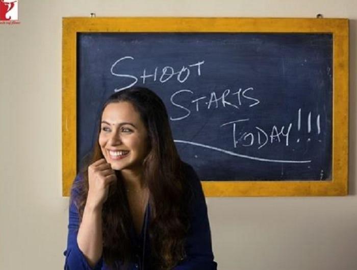 Rani Mukerji begins shooting her comeback film Hichki from today
