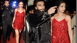 Wow! Ranveer Singh and Deepika Padukone are very much in LOVE and are secretly dating! Read ALL deets
