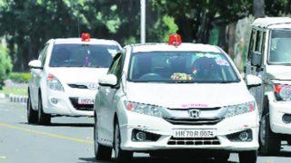 गाड़ियों से बत्ती हटाने के निर्देश का यूपी के सिविल अधिकारियों ने किया विरोध