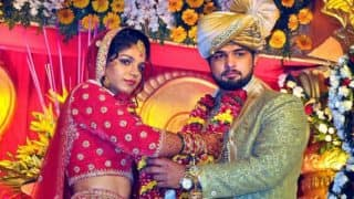 Rio Olympic medallist Sakshi Malik ties the knot with Satyawart Kadian
