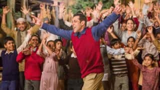You won't believe who Salman Khan invited to give chorus for his film Tubelight's teaser!