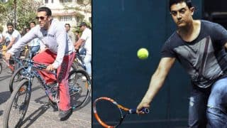 World Health Day: Salman, Alia, Aamir and more stars show you how to stay healthy and fit without going to the gym!