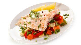 Summer salad recipe: How to make Roast Salmon Salad at home by Chef Dhwani Agarwal