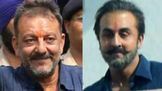 Sanjay Dutt Biopic: Ranbir Kapoor's look sparks funny comments from Twitterati