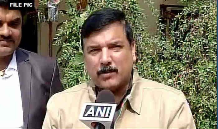 AAP loses Vishwas, nominates Sanjay Singh, 2 others for RS