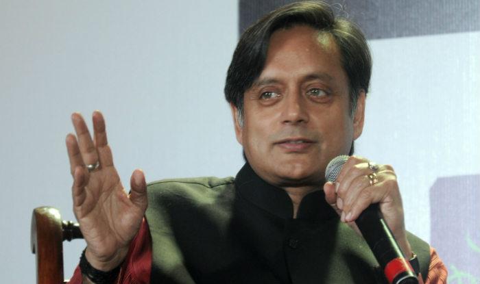 Congress MP Shashi Tharoor (File Photo)