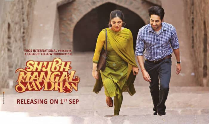 'Shubh Mangal Saavdhan' to release on September 1