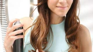 How to use dry shampoo: 5 steps to apply dry shampoo and flaunt squeaky clean hair