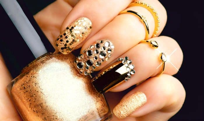 Nail art for beginners: 6 gorgeous nail art designs you can easily try at  home - Nail Art For Beginners: 6 Gorgeous Nail Art Designs You Can Easily