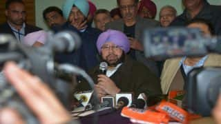 Punjab's Administrative condition is pathetic; Rahul Gandhi with his ideas will take Congress forward, says Captain Amarinder Singh
