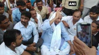 मुस्लिम मोहल्ले में रामनवमी जुलूस पर हंगामा, यशवंत सिन्हा गिरफ्तार