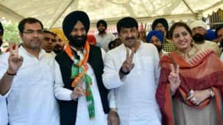 Delhi bye-election result 2017: BJP wins Rajouri Garden seat, Congress second, AAP a dismal third